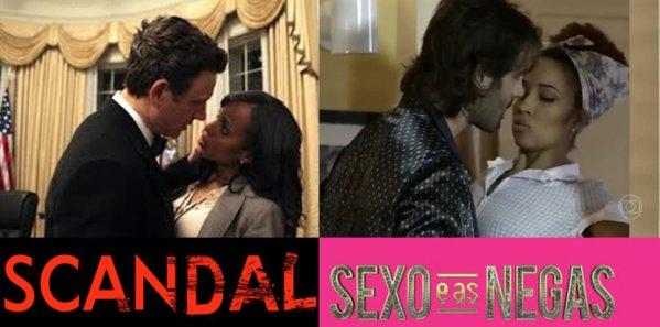 Scandal - Sexo e as negas