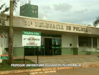 Professor do Instituto Federal de Brasília é preso após dizer que mulher parecia com uma macaca (2)