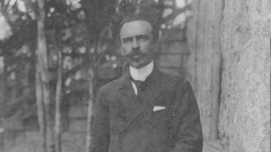 Nilo Procópio Peçanha (1867-1924) Photo: Brazilian National Archives