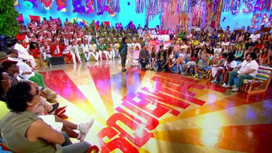 Episode of Esquenta! on January 18th: How to pretend to discuss racism without really discussing racism