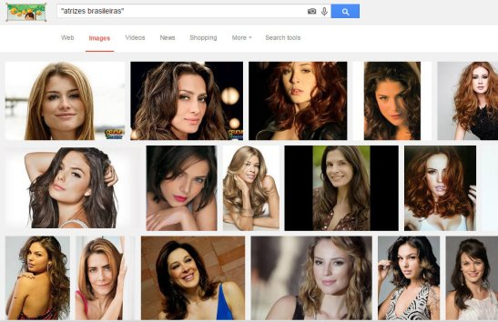 """Google image search with words """"Brazilian actresses"""""""