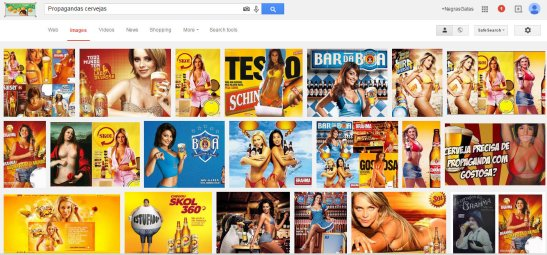 """Google image search with words """"beer ads"""""""