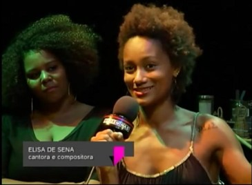 Elisa de Sena, singer/songwriter