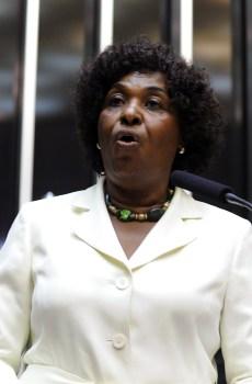 Politician Benedita da Silva