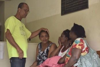 Patrícia Xavier da Silva's family follow the investigation