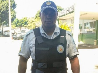 Sargeant Antônio Vantuir Clemente de Souzawas offended by marijuana user because of being black