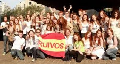 Photo from the 2012 Meeting of the Redheads in São Paulo