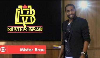 Lázaro Ramos stars in 'Mister Brau'