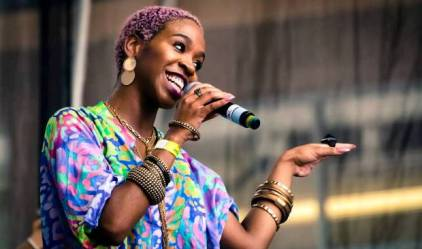 Rapper Carol Konka sounded off on the controversial statement by singer