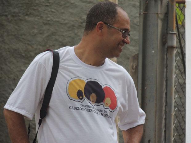 12 - Cleber Camargo, organizador do evento