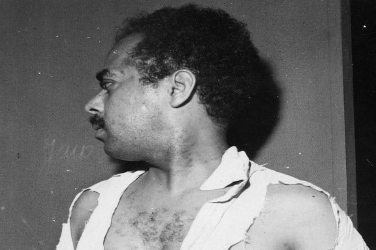 Abdias do Nascimento, entre outros integrantes do movimento, foram espionados