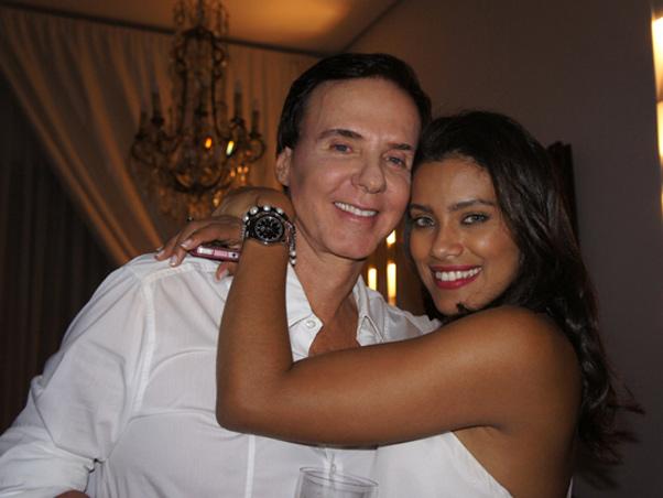 Ildi Silva namorado Regis Campos