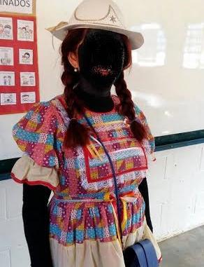 novamente a escola brasileira protagoniza o racismo