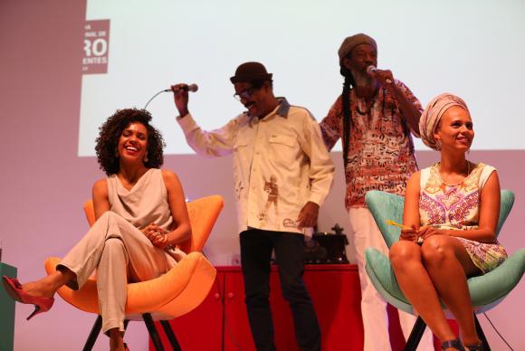 Jornalistas da EBC, Luciana Barreto e Juliana Cézar Nunes participam de debate sobre