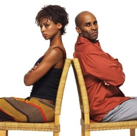 Black men and relationships with black women
