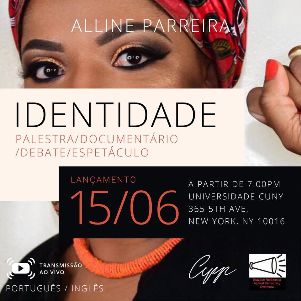 Alline flyer