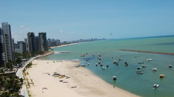 Praia de Candeias Candeias Jaboatão dos Guararapes