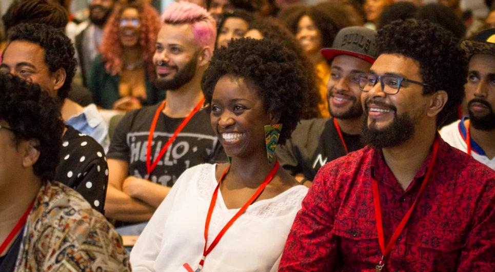 Black Brasil YouTube event