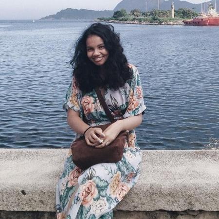 Negra de pele clara, Thais Ferreira da Silva, 24
