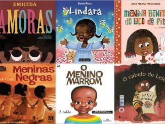 capa livros infantis