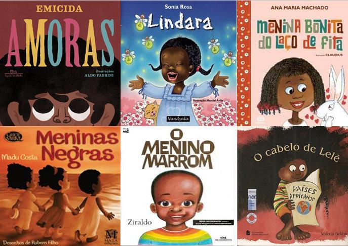 capa - livros infantis