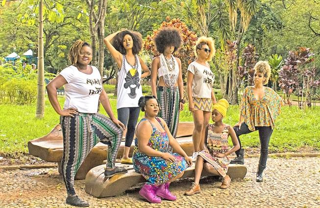 Lorena Santos escolhe modelos cujo perfil dialogue com as ruas