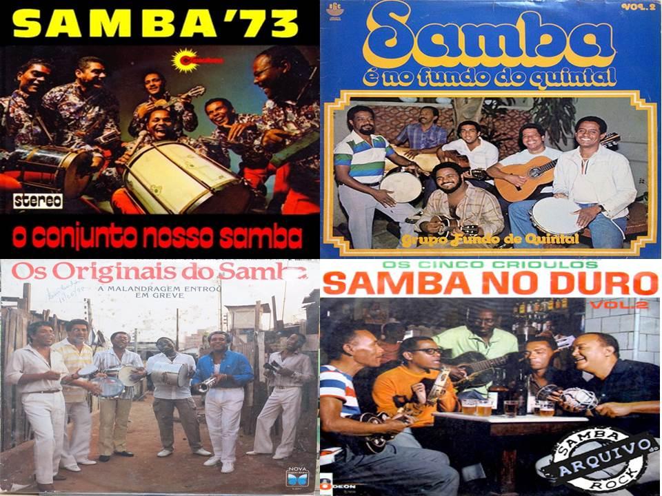 samba covers