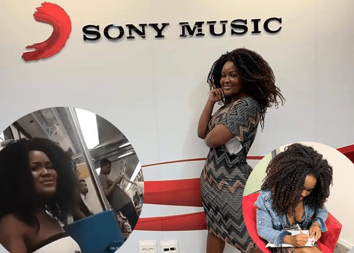 Tabatha Aquino: Subway Singing sensation signs a contract with Sony