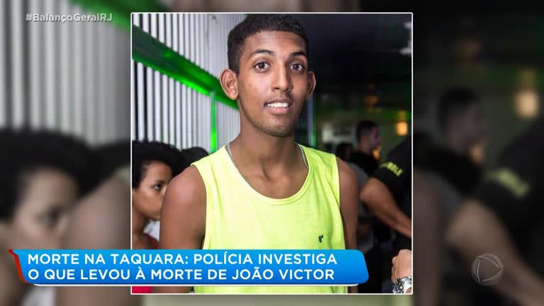 João Victor Dias Braga: Killed after police mistook his drill for a gun