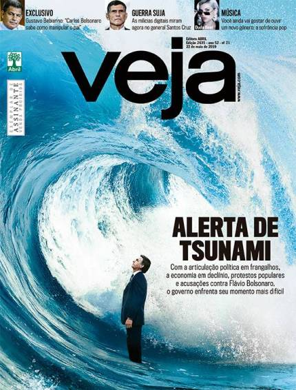 Bolsonaro - Tsunami - veja_2635