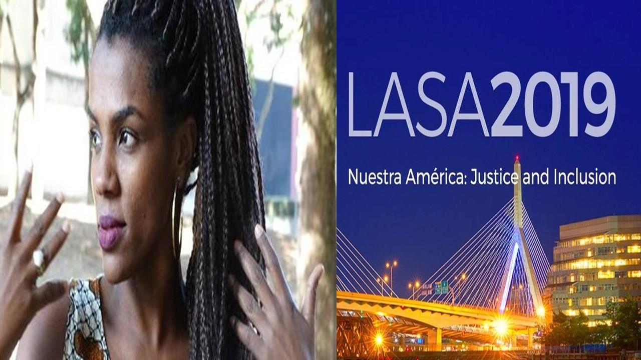 LASA 2019 International Congress: Francy Silva has been invited