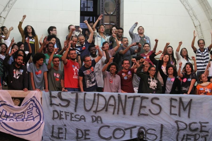 Governo do Rio sanciona nova lei das cotas para estudantes universitários