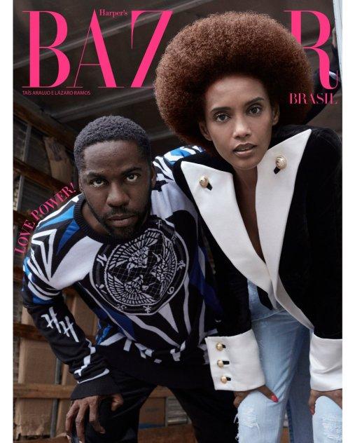 Taís Lázaro - Harper's Bazaar