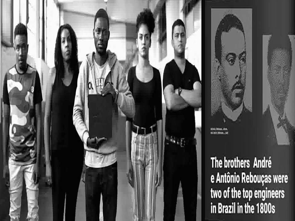 Faculdade Zumbi dos Palmares: Releases book 'Black Box'   Black Brazil