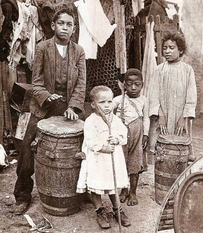 The Eugenics Next Door: Disappearance of the black race in Argentina