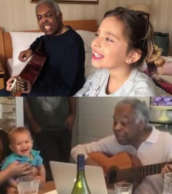 gil - granddaughter, great granddaughter