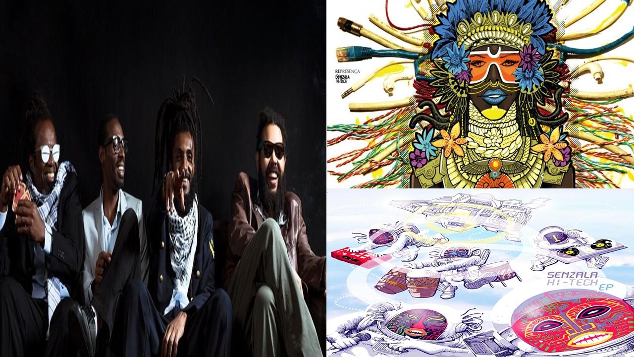 "Senzala Hi-Tech: Music considers a future where black people ""Exist"""