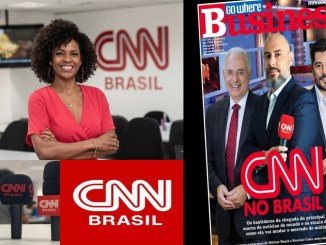 Respected journalist Luciana Barreto is CNN Brazil's first black Host