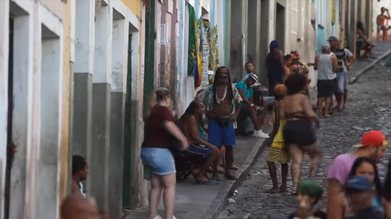 Down in Black Bahia: Re visiting My First Trip To Salvador, Bahia
