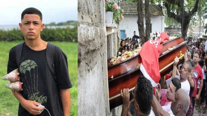 A plea from the killing fields of black bodies in Brazil