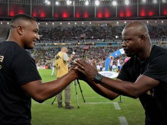 Historic Game in Rio: 2 Black Coaches Face each in a Division Match
