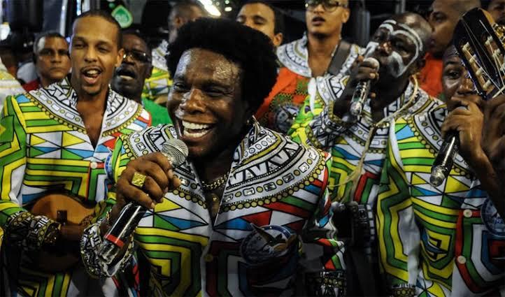 Singer Neguinho da Beija Flor details racism in Brazil's music industry