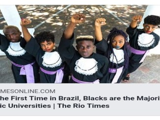 The Majority in Public Universities of Brazil
