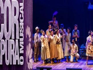 'A Cor Púrpura' (The Color Purple) Brazilian Production of the Musical