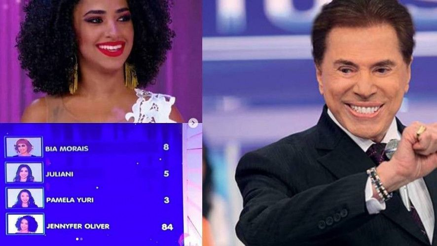 TV host Silvio Santos accused of racism after overruling audience choice