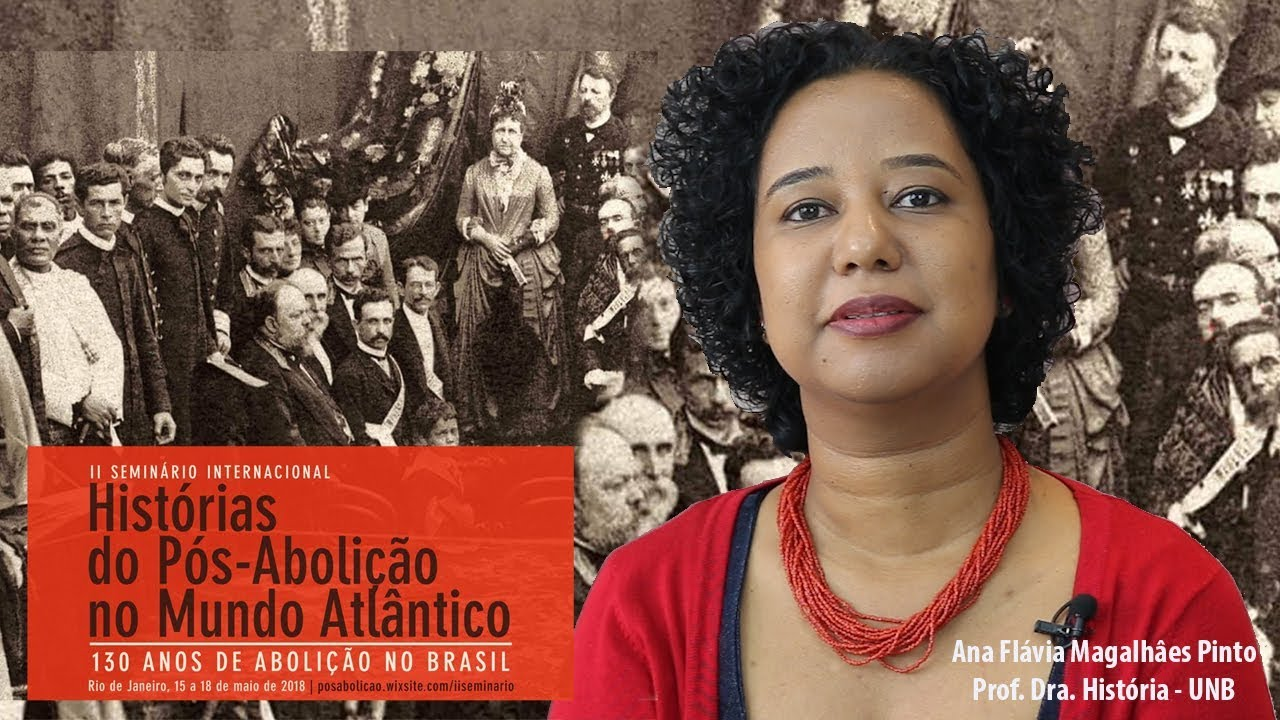 Ana Flávia Magalhães presents stories overcoming denial of Afro-Brazilian