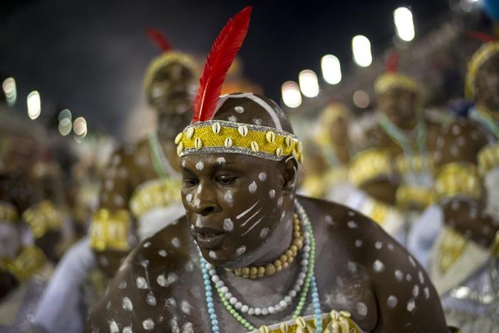 Rio Carnival 2020 - Day 1
