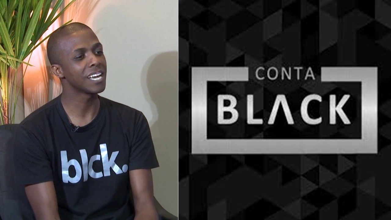 conta black - Sérgio