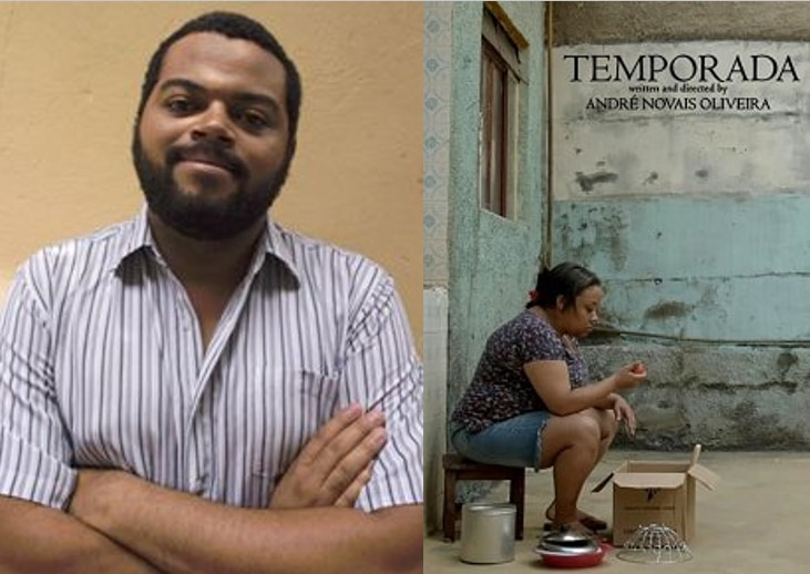 André Novais - Temp. Councilwoman Marielle Franco ignores award-winning filmmakers