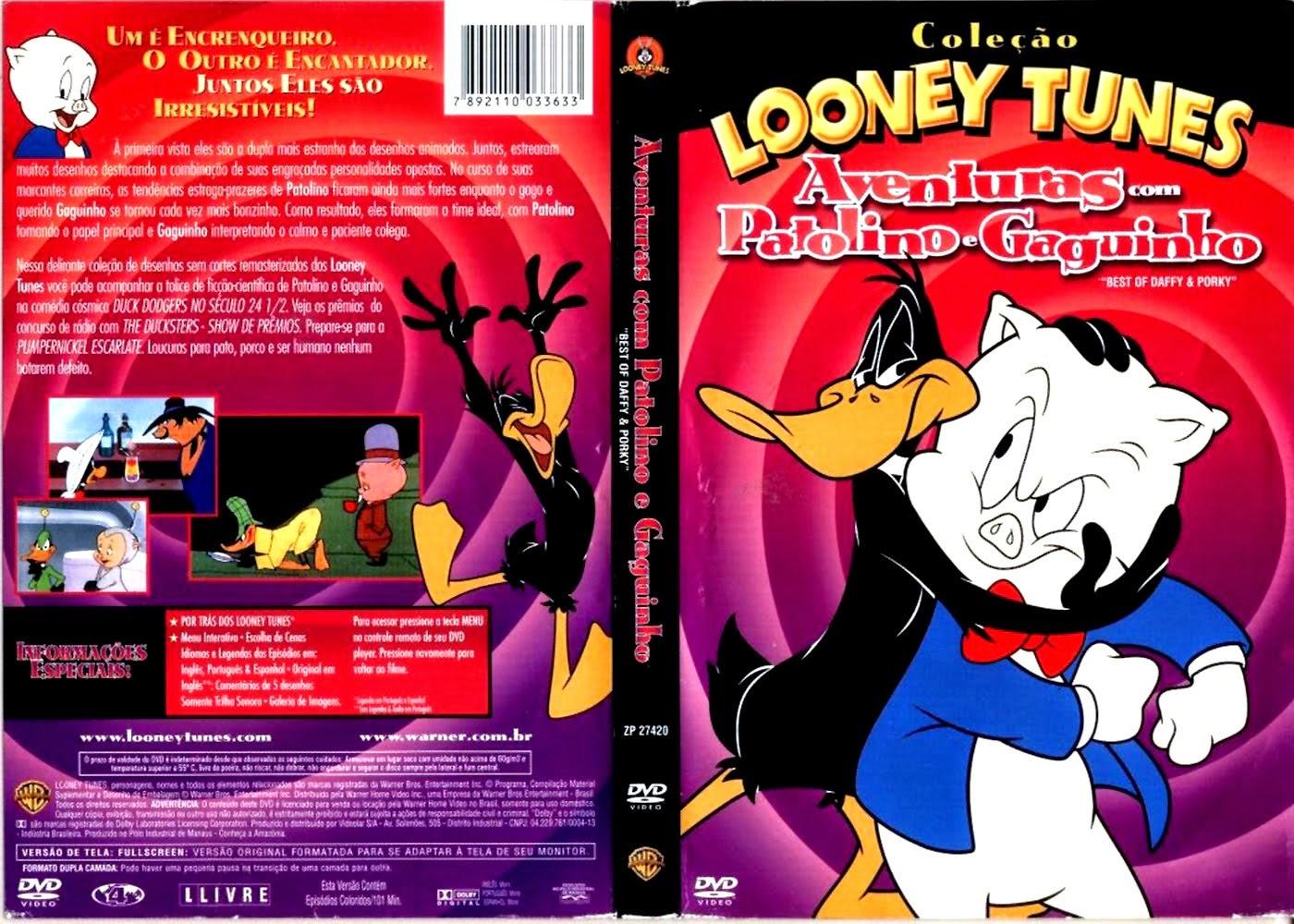 Looney Tunes - Aventuras com Patolino e Gaguinho